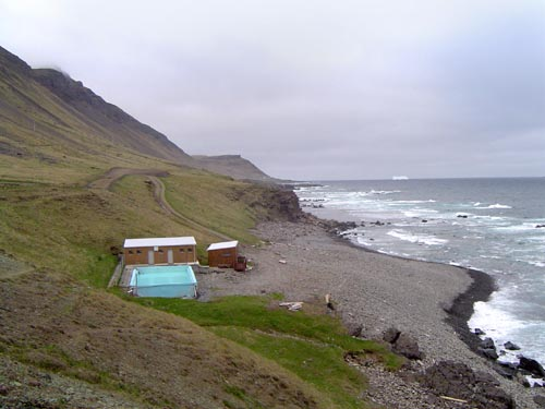 Islande iceland for Brulure et piscine
