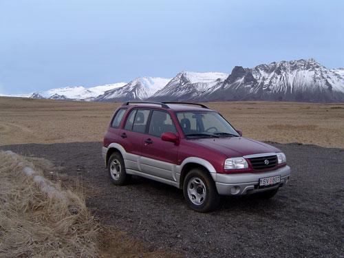 Tarif Location Voiture Islande